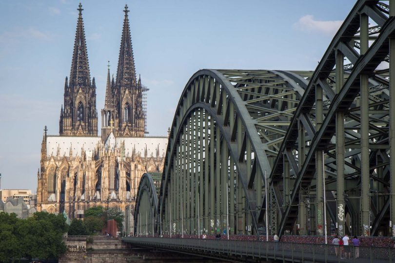Cologne's magnificent cathedral