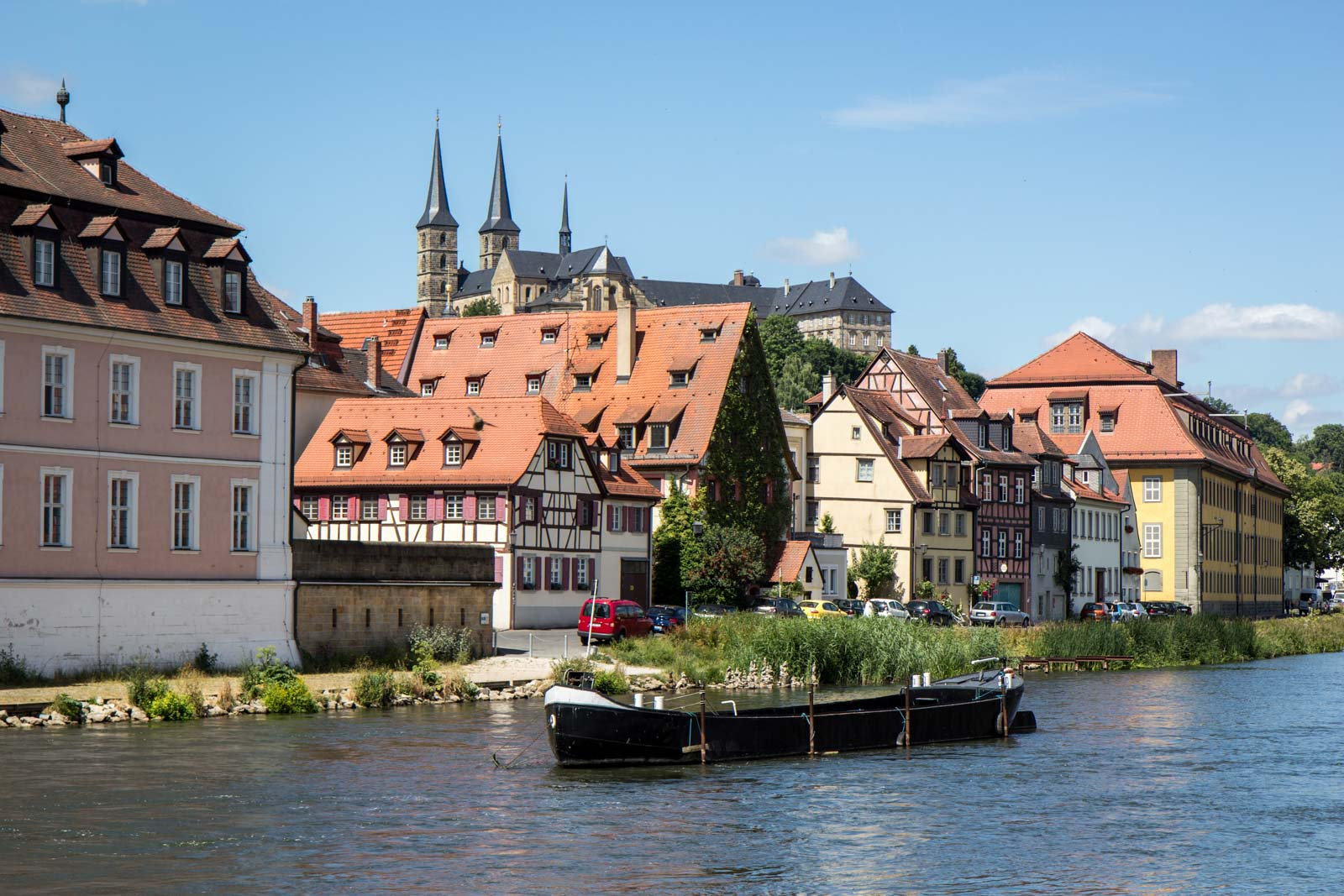 Town of Bamberg, Germany, World Heritage Site