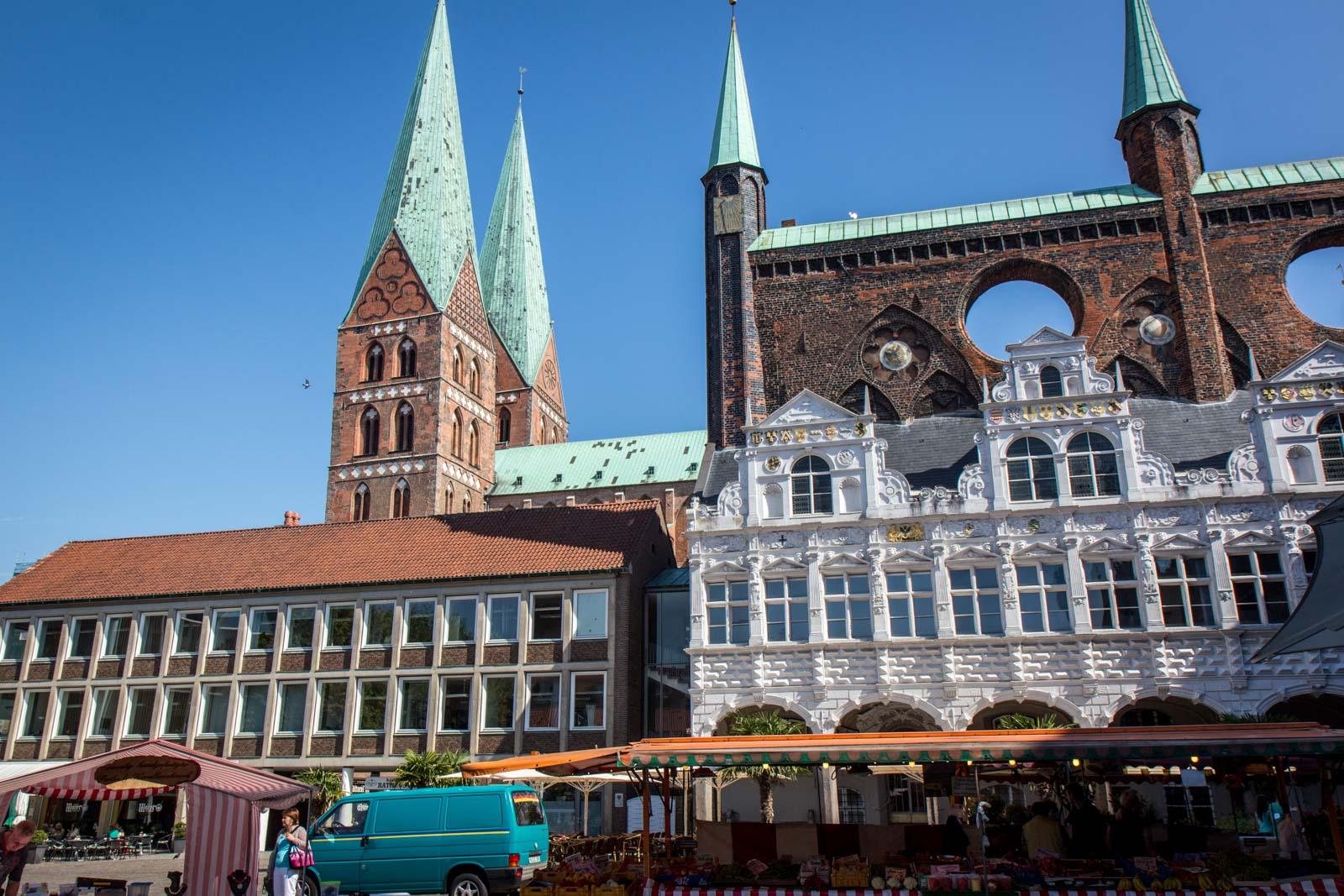 Hanseatic City of Lübeck, Germany
