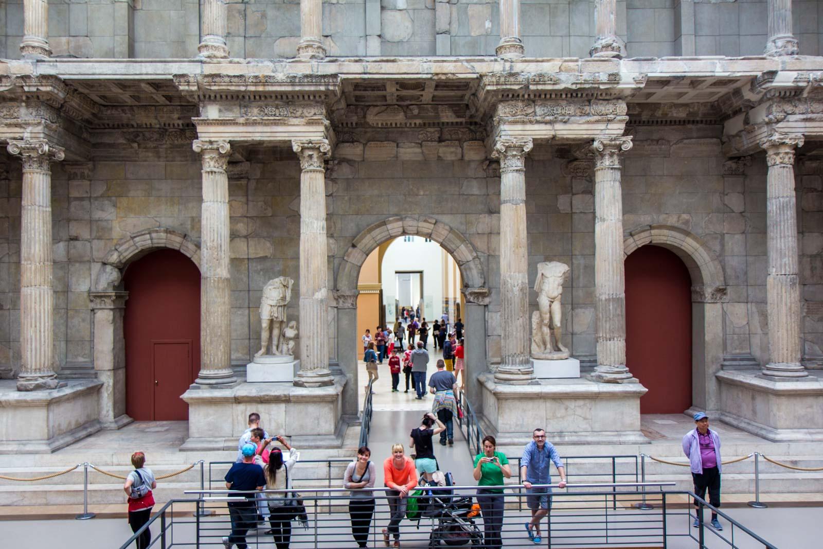 Pergamon Museum, Museum Island, Berlin, Germany