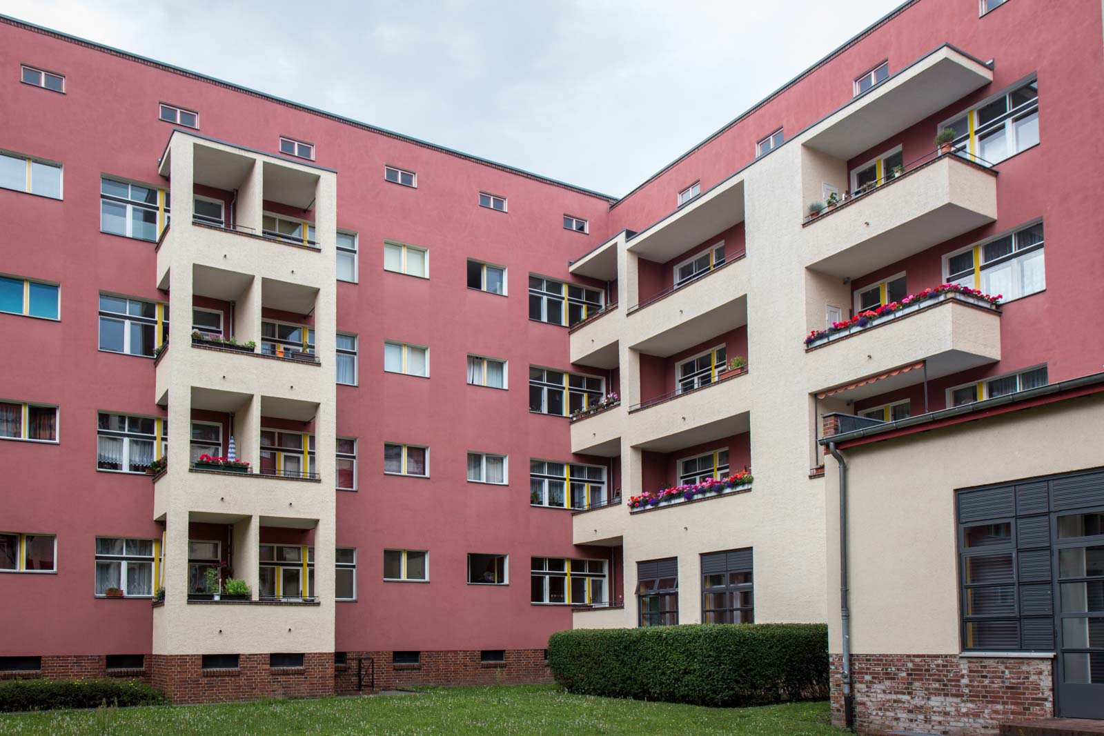 Berlin Modernism Housing Estates, Germany