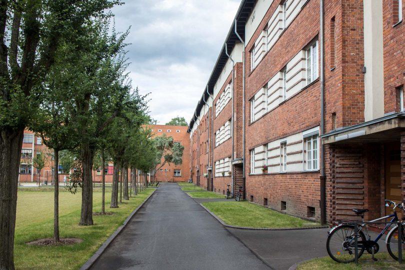 Berlin Modernism Housing Estates, Germany