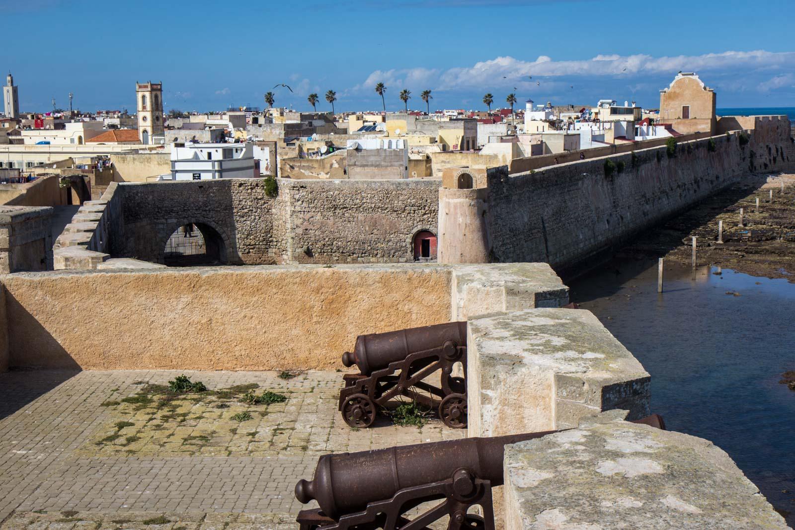 El Jadida, old town, Morocco