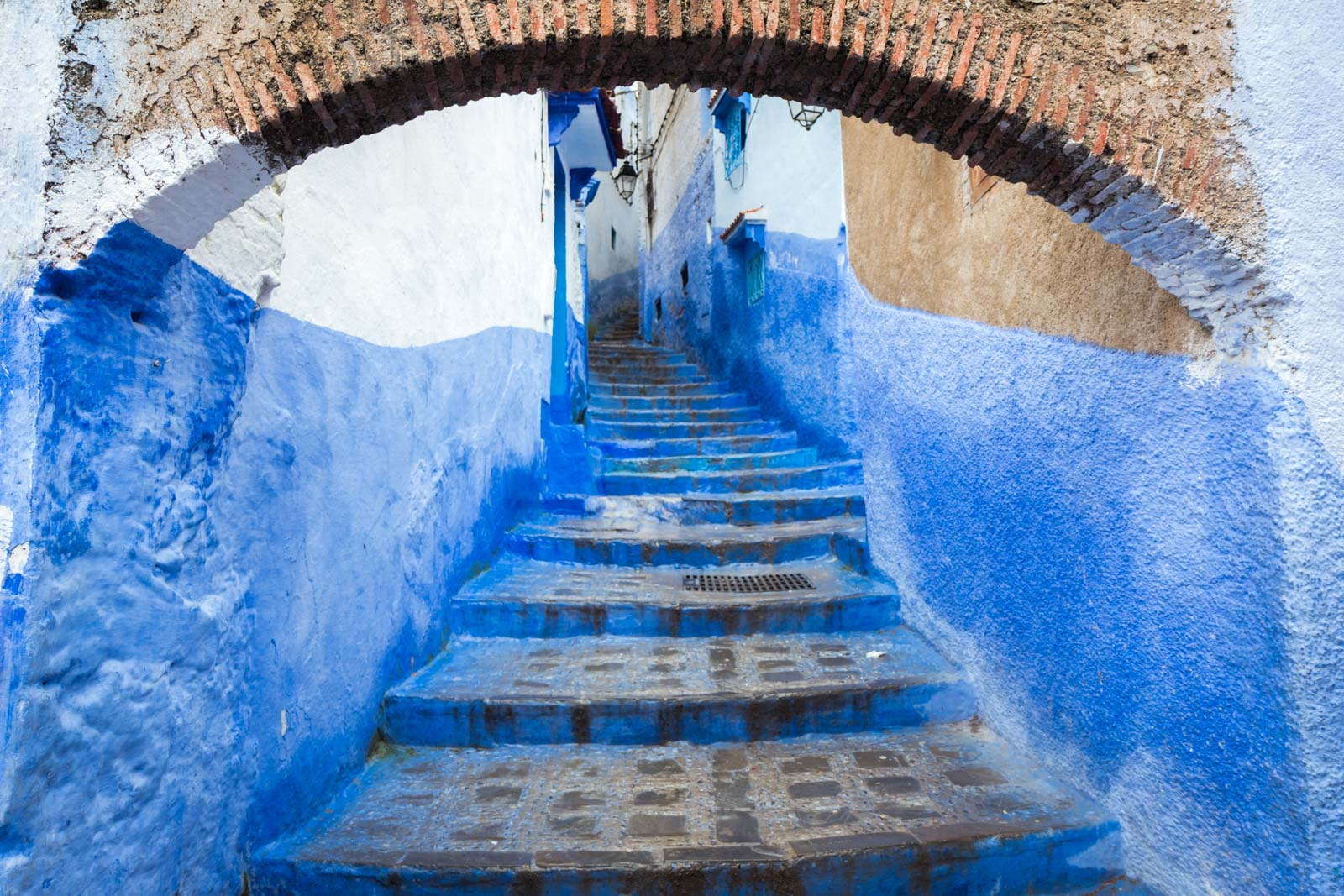 Chefchaouen, Morocco, blue city
