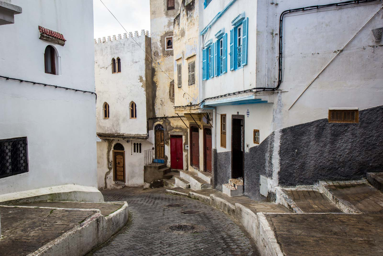 The Alchemist in Tangier, Morocco