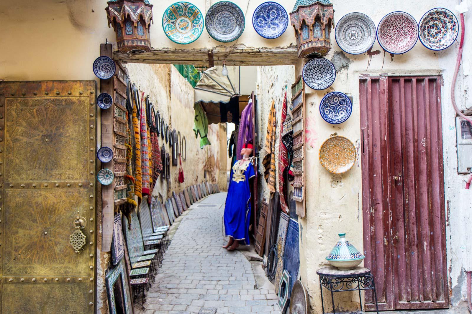 Medina of Fez, Morocco