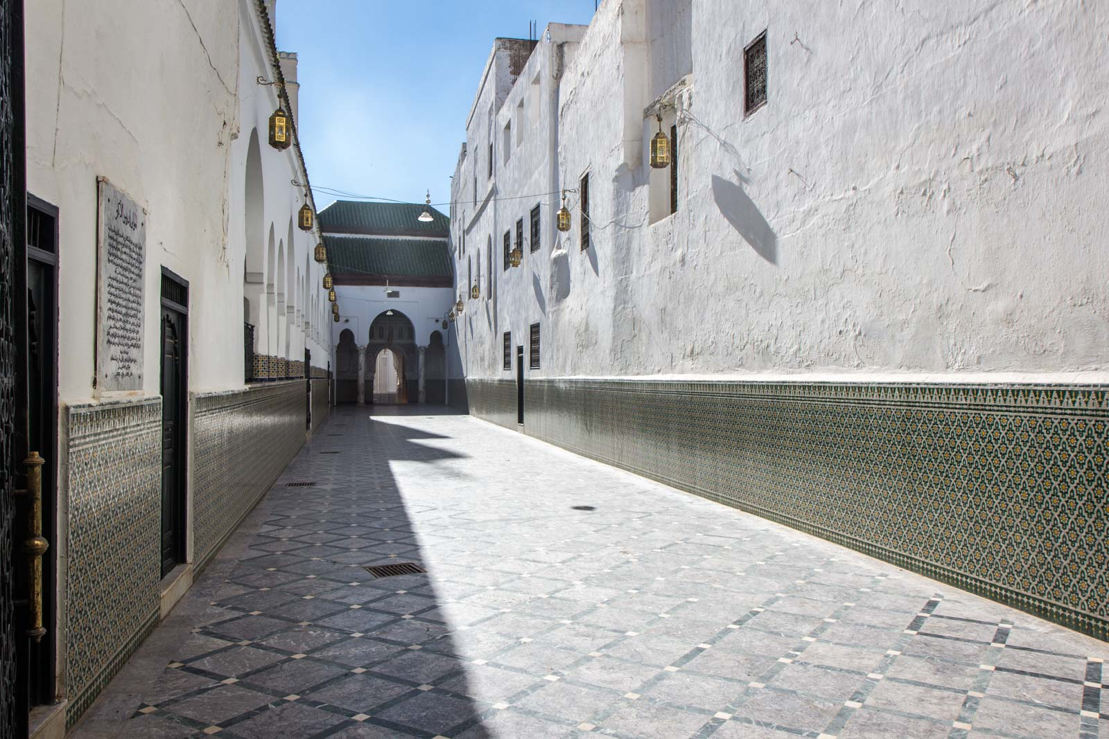 Visiting Moulay Idriss, Morocco