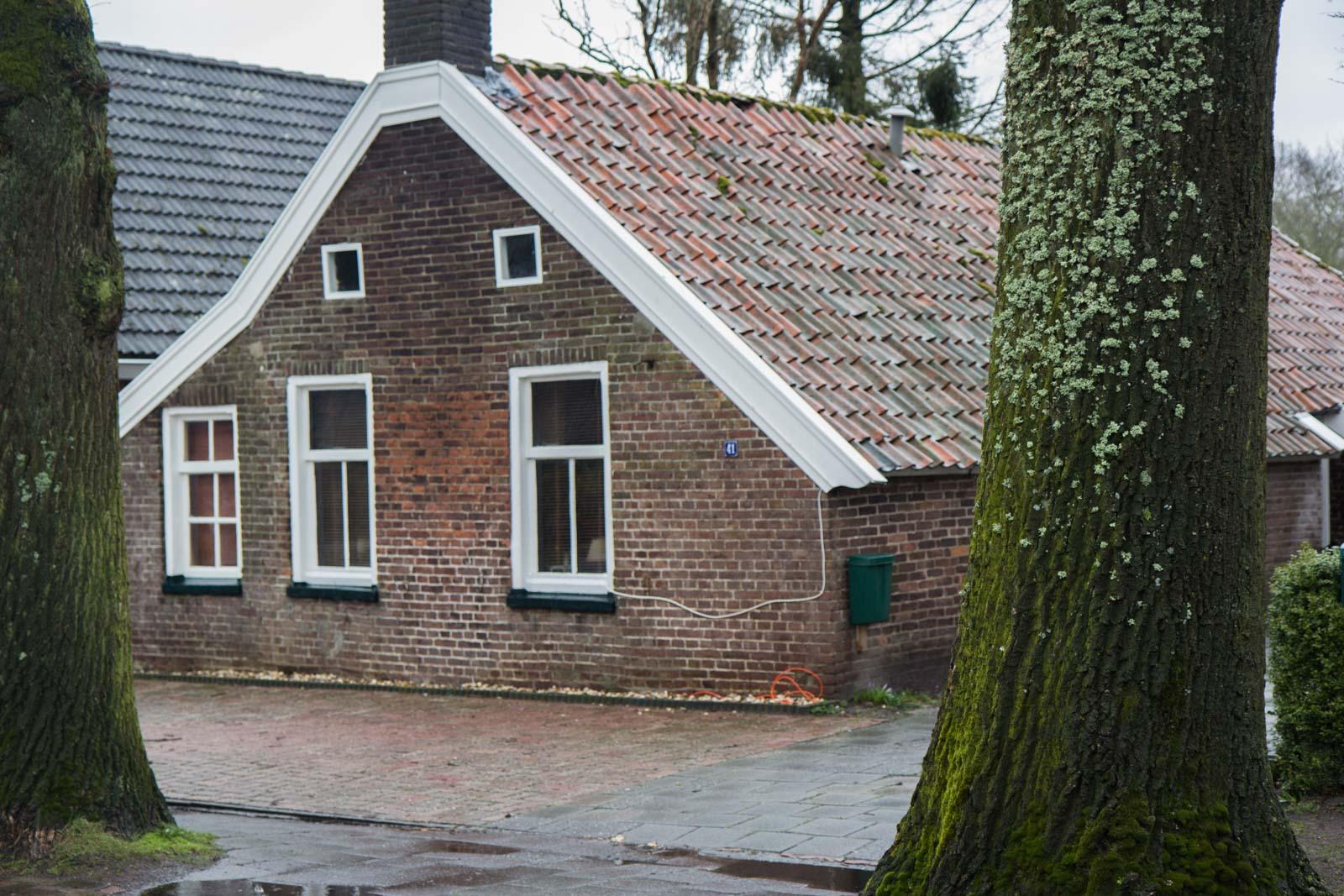 Van Gogh House, Nieuw Amsterdam, Netherlands