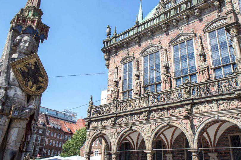 Bremen's Marketplace