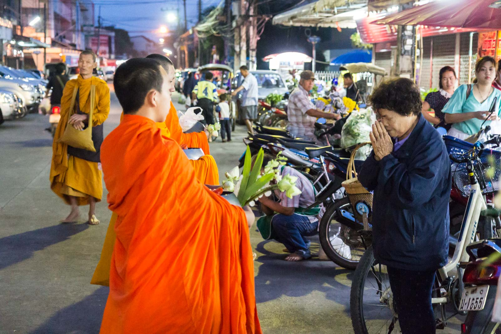 Things to do from Chiang Mai to Nan, Thailand