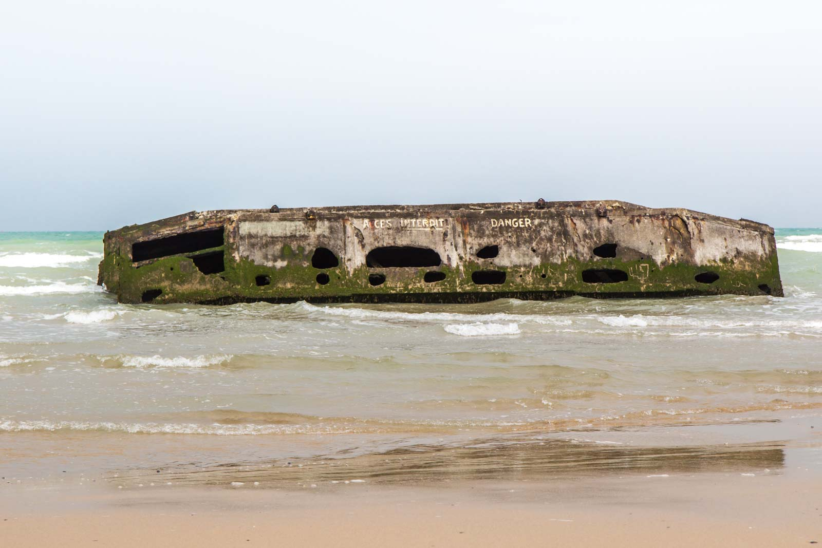 Arromanches, Normandy, France