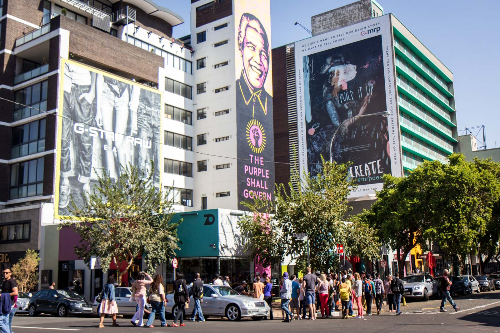 Braamfontein, Johannesburg, South Africa