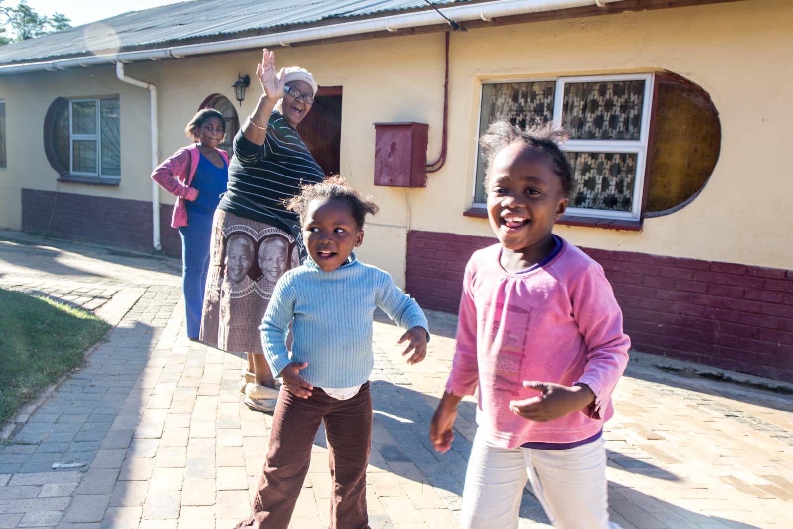 Kayamandi township tour, Stellenbosch, South Africa