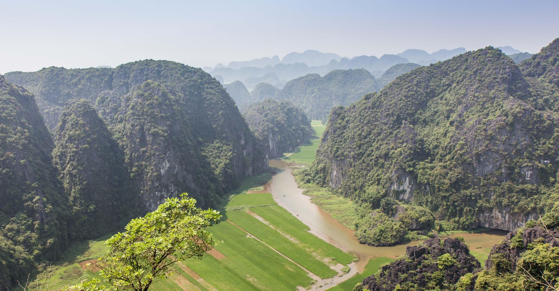 Trang An Boat Tour: A Tam Coc alternative near Hanoi, Vietnam