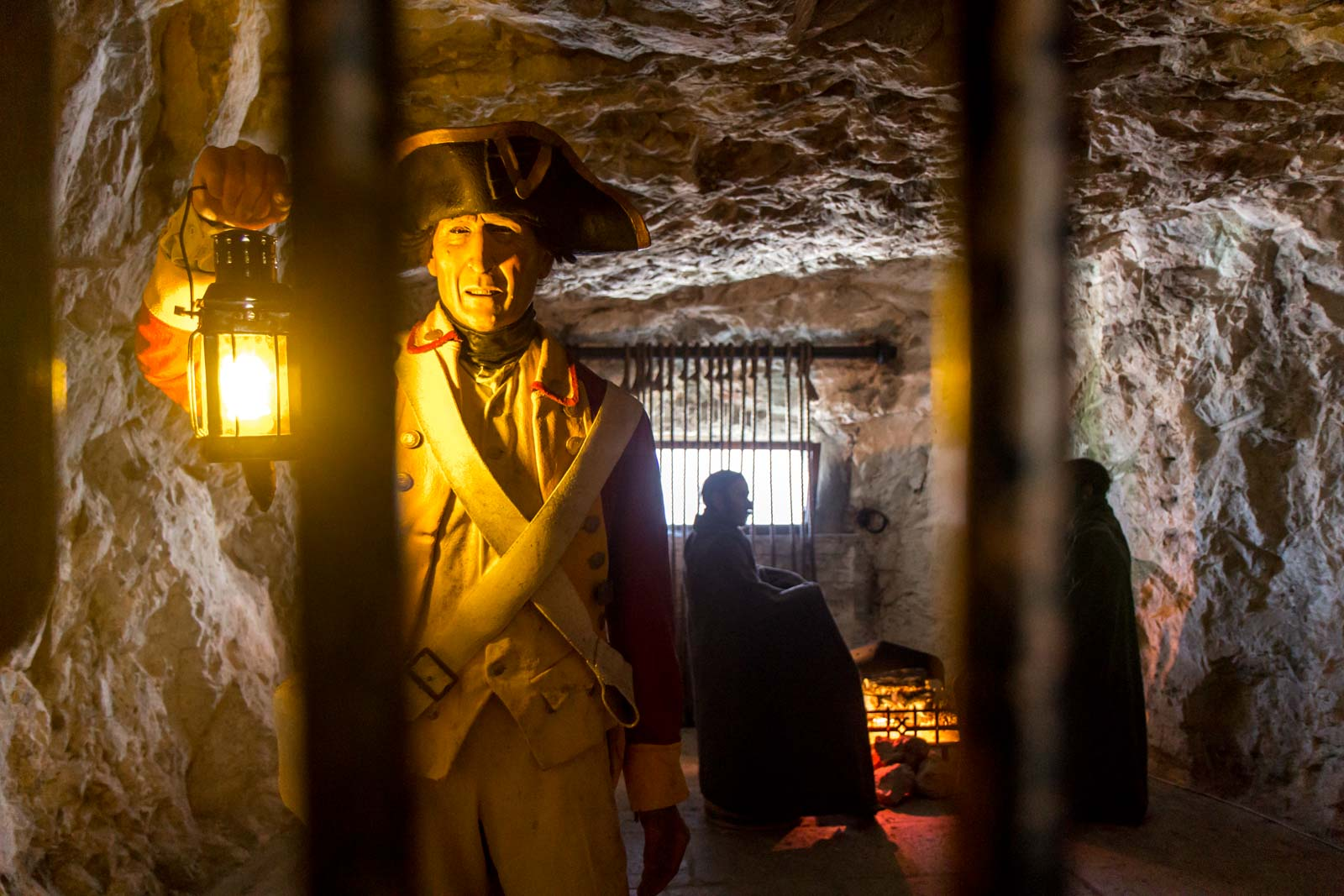 The Great Siege Tunnels, Rock of Gibraltar