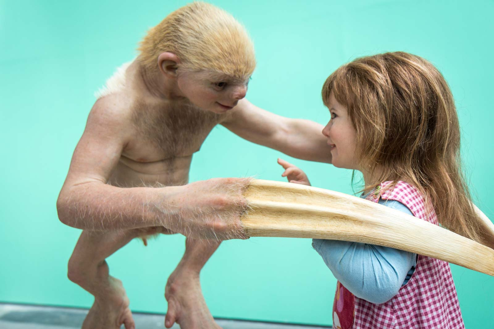Patricia Piccinini exhibition artworks