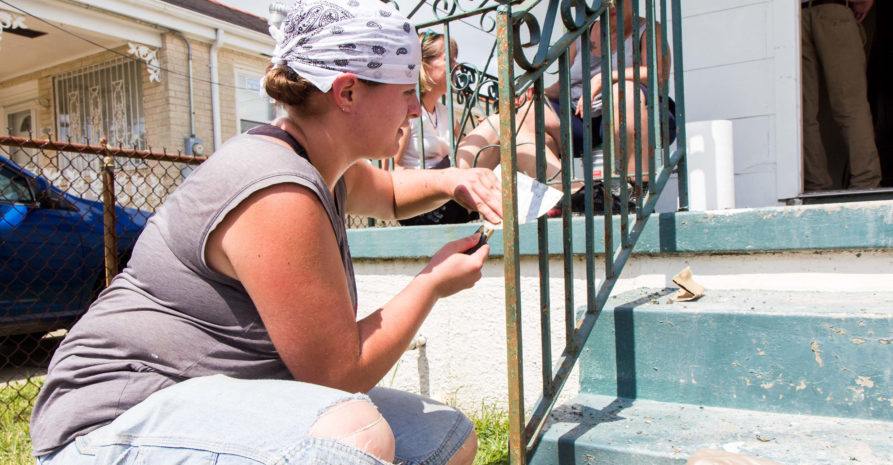 Rebuilding New Orleans: Ten years on from Katrina
