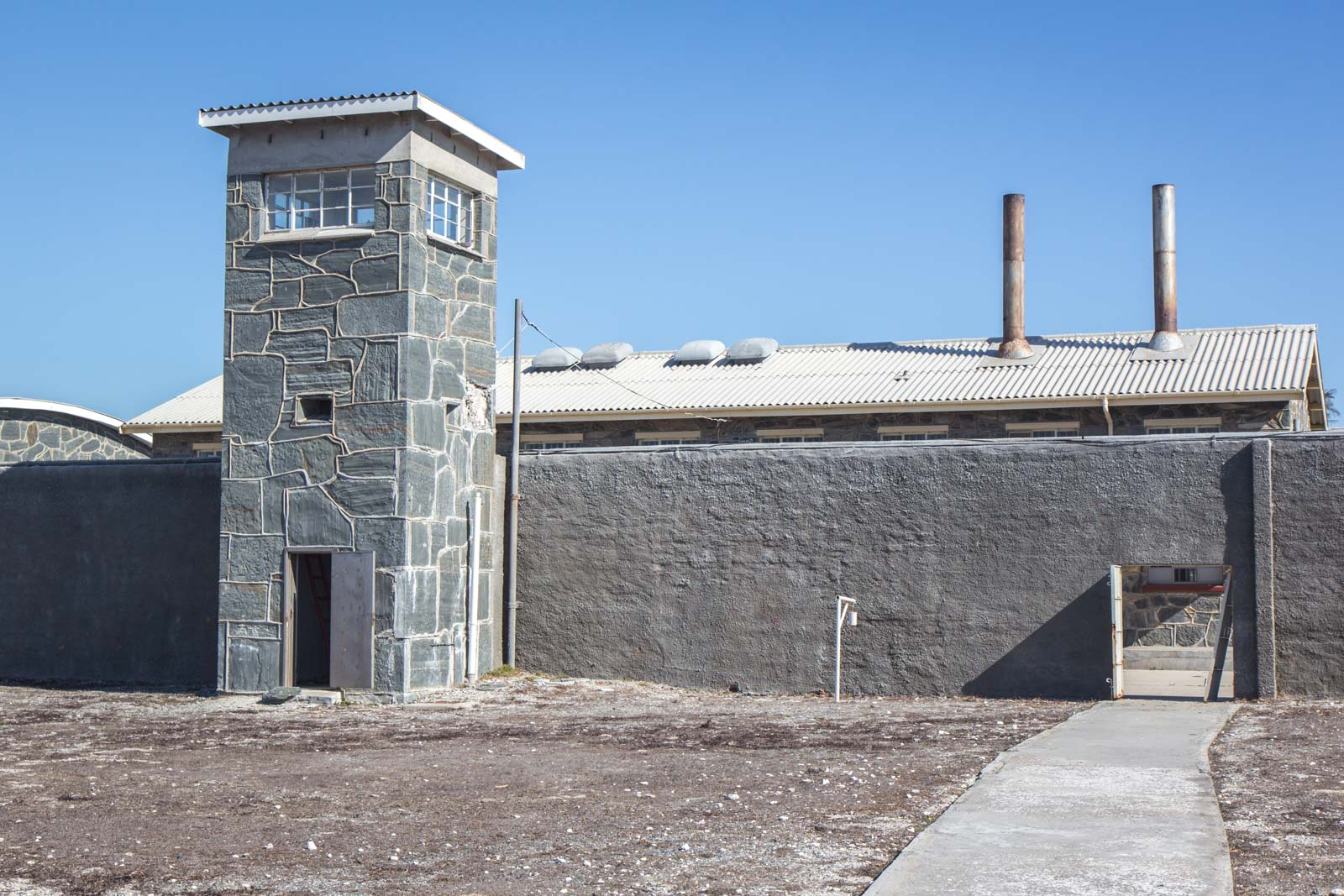 Robben Island tour review, Cape Town, South Africa
