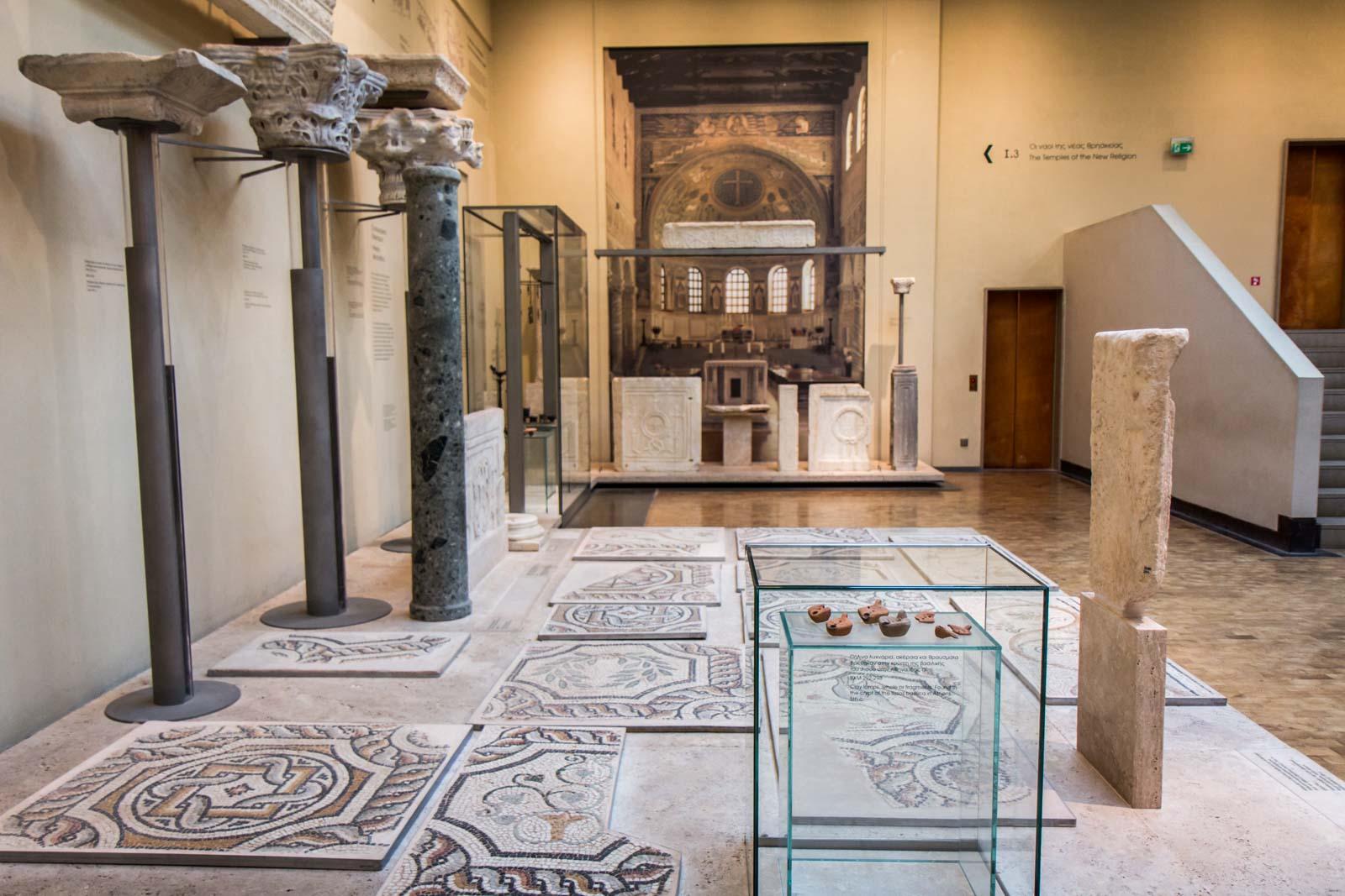 Byzantine Museum, Athens