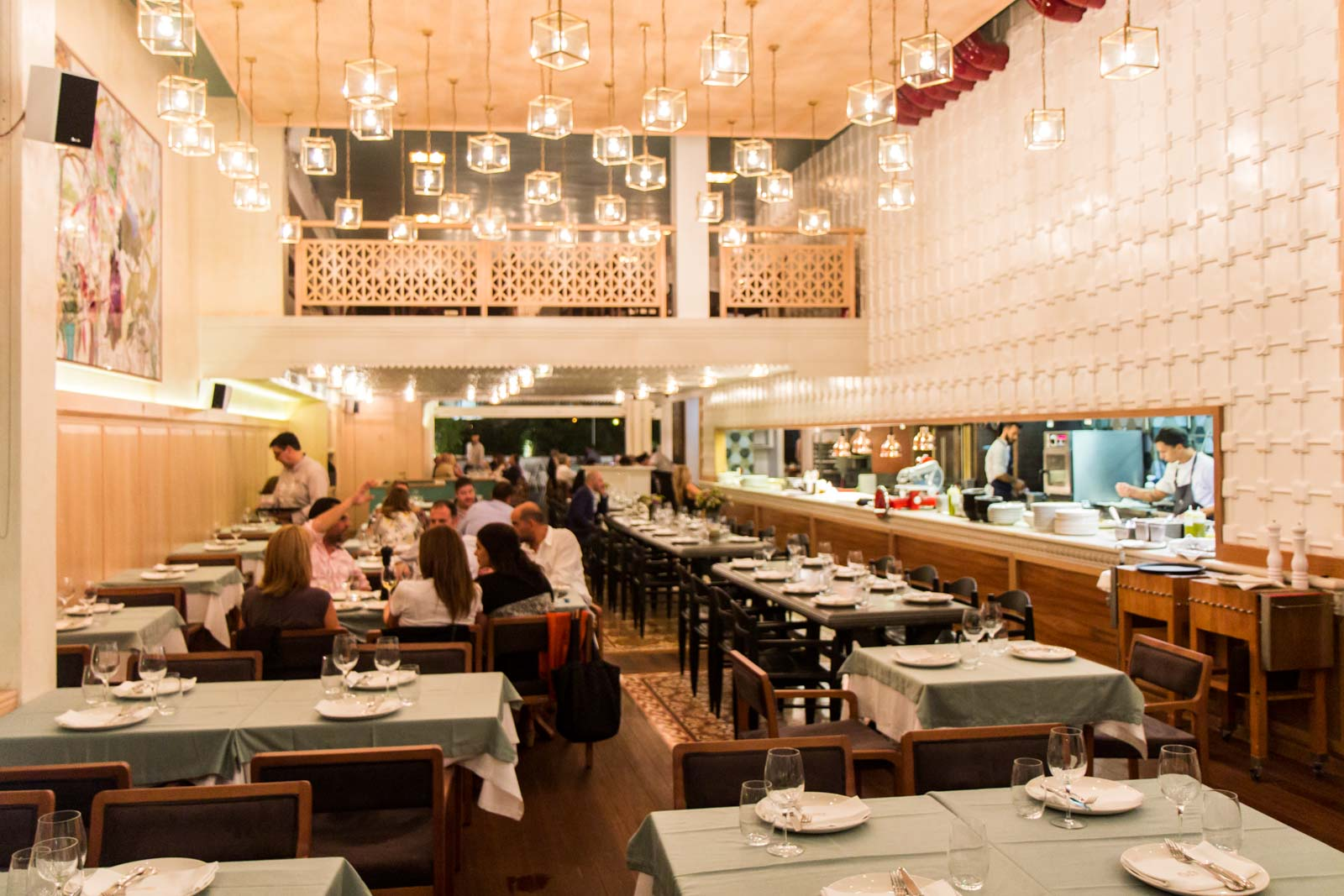 Cookoovaya restaurant, Athens
