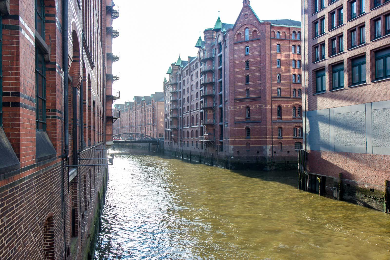 Neighbourhoods of Hamburg, Germany