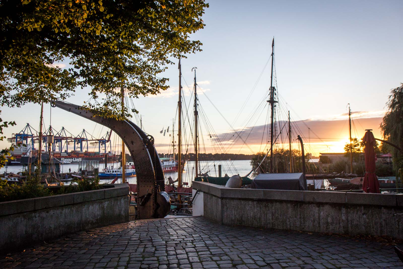Hamburg's maritime history