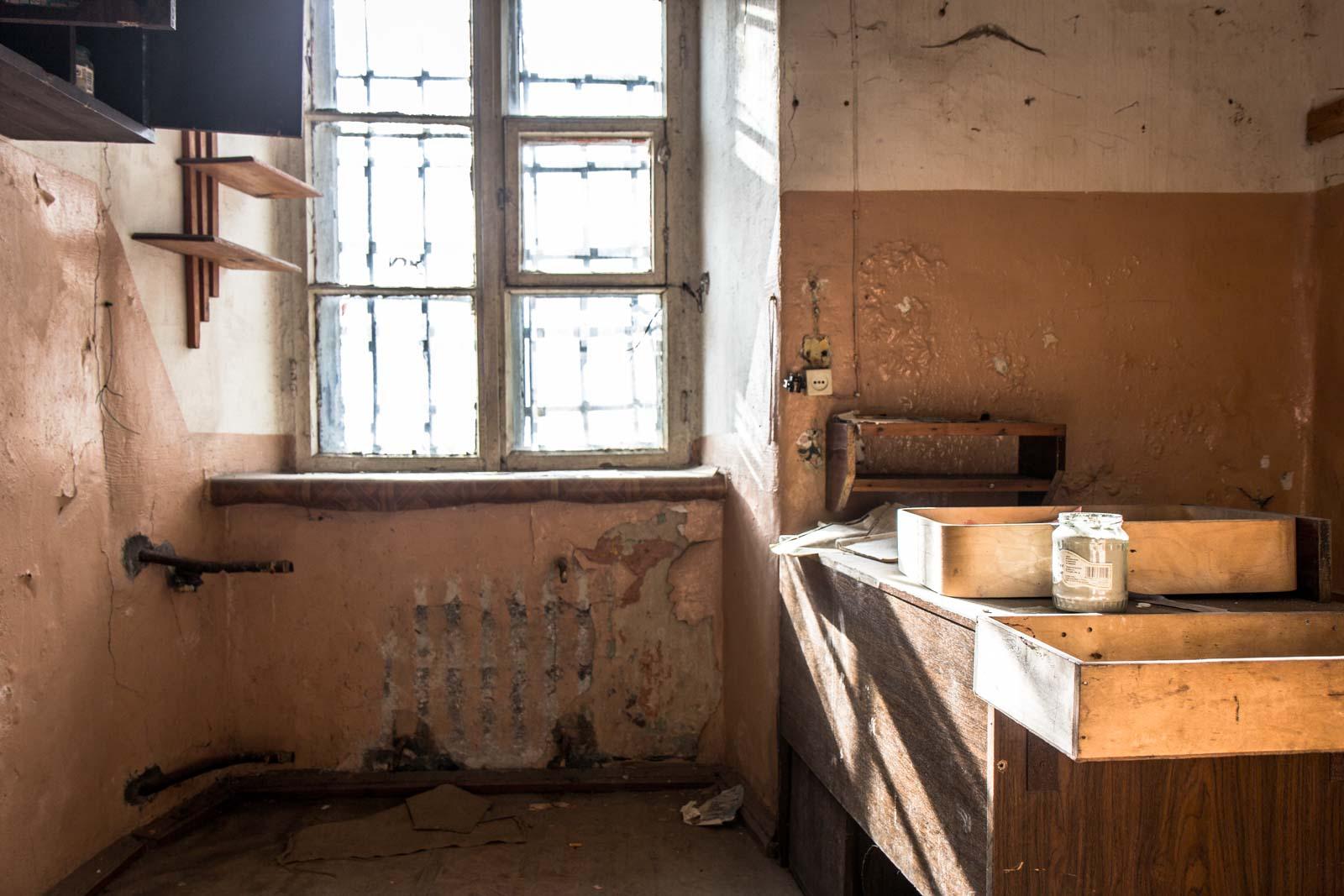Abandoned Patarei Prison, Tallinn, Estonia