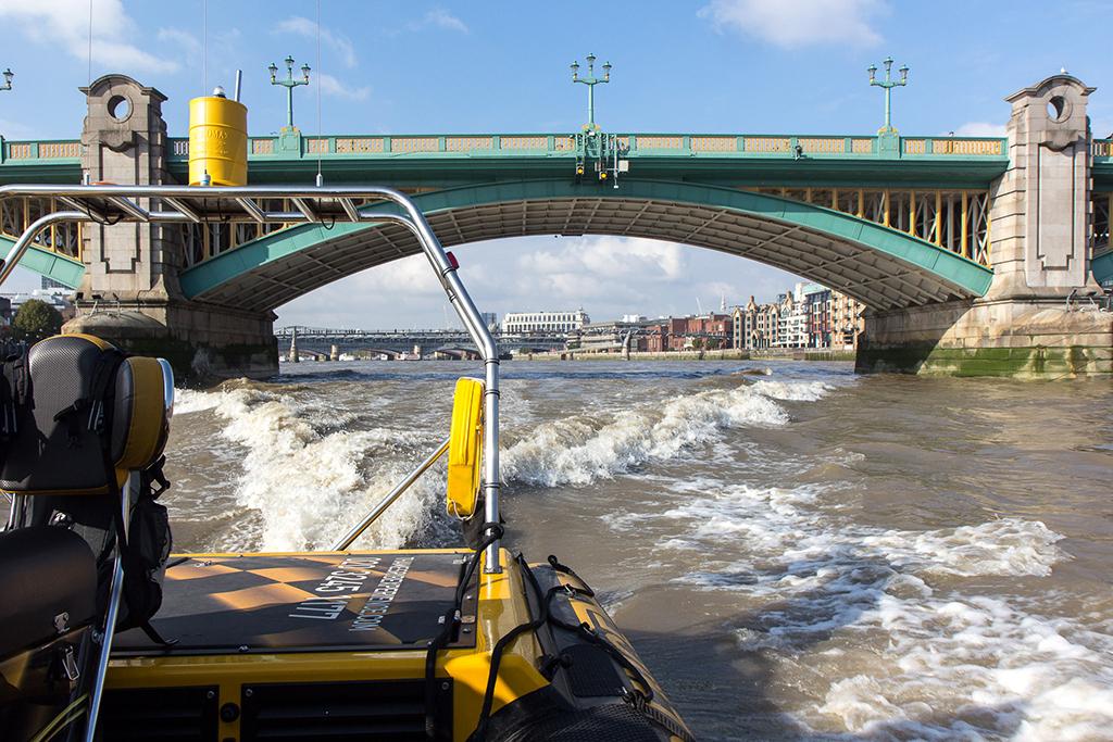 Thames RIB Experience, London