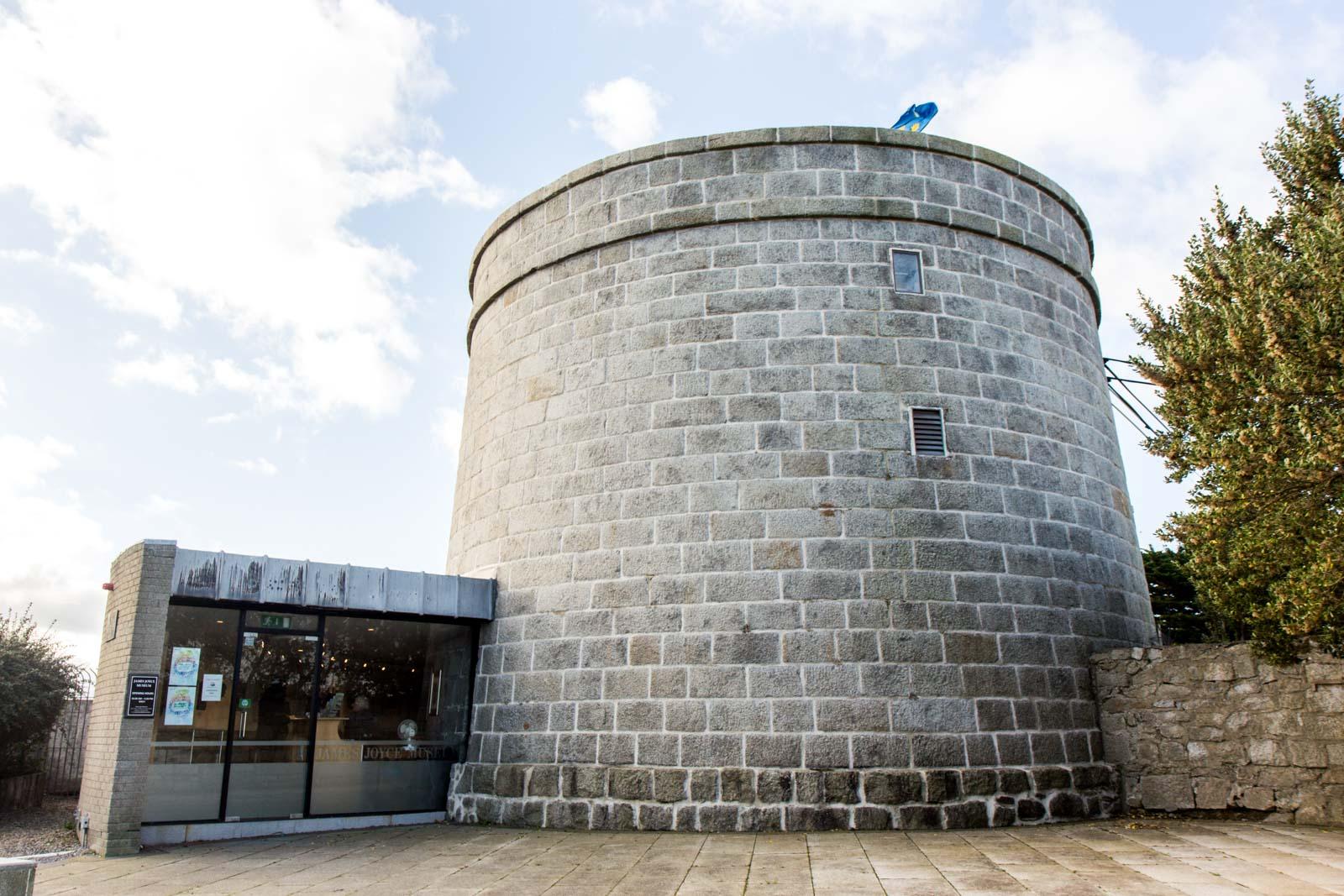 James Joyce Tower, Dublin, Ireland