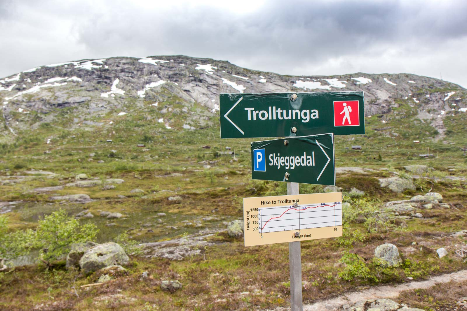 Trolltunga hike, how to get to trolltunga, norway