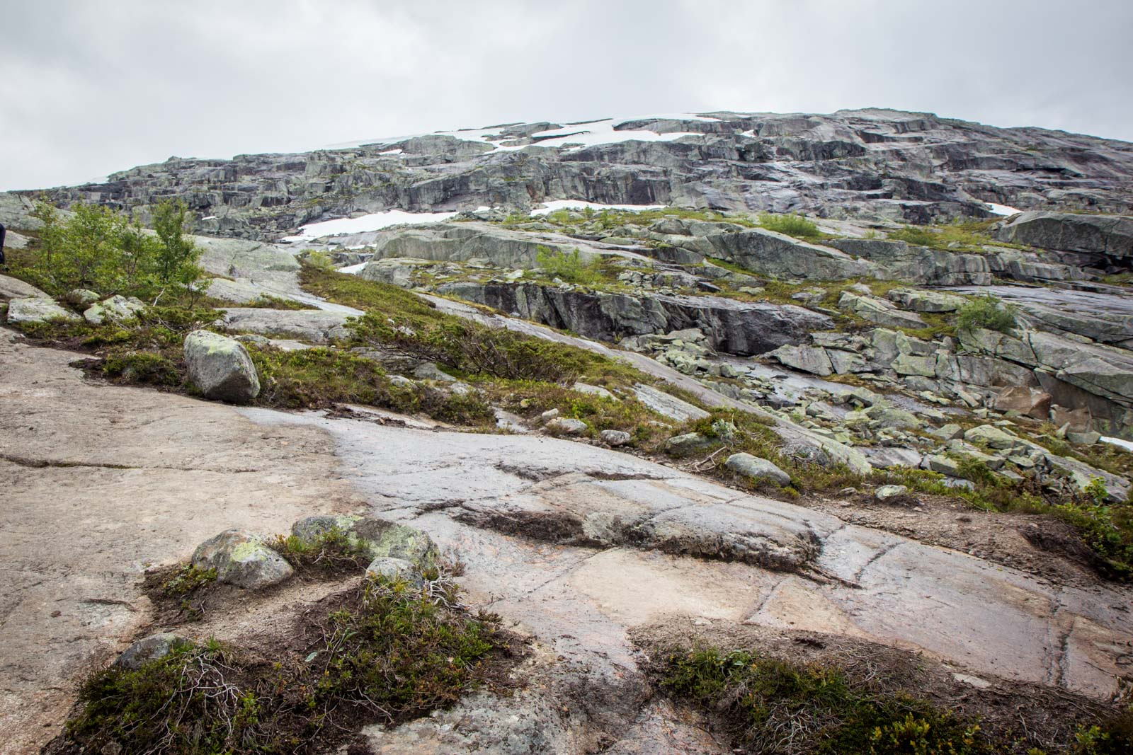 Photos of Trolltunga, Norway