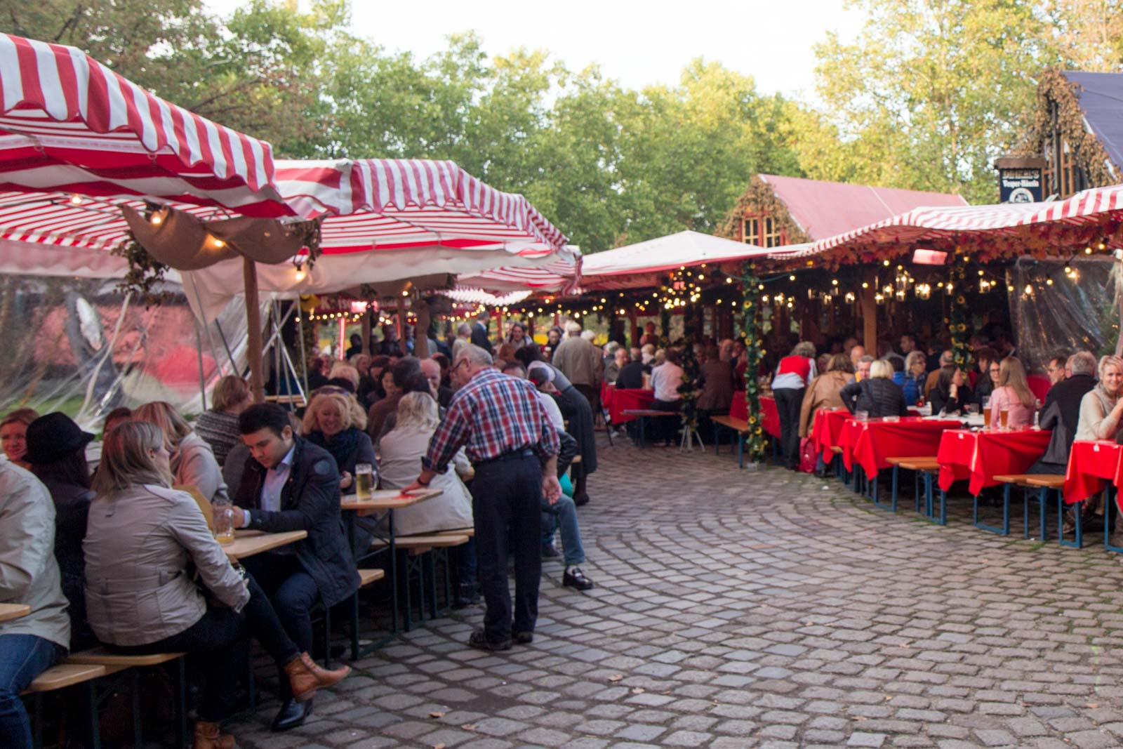 Best food in Nuremberg, Germany