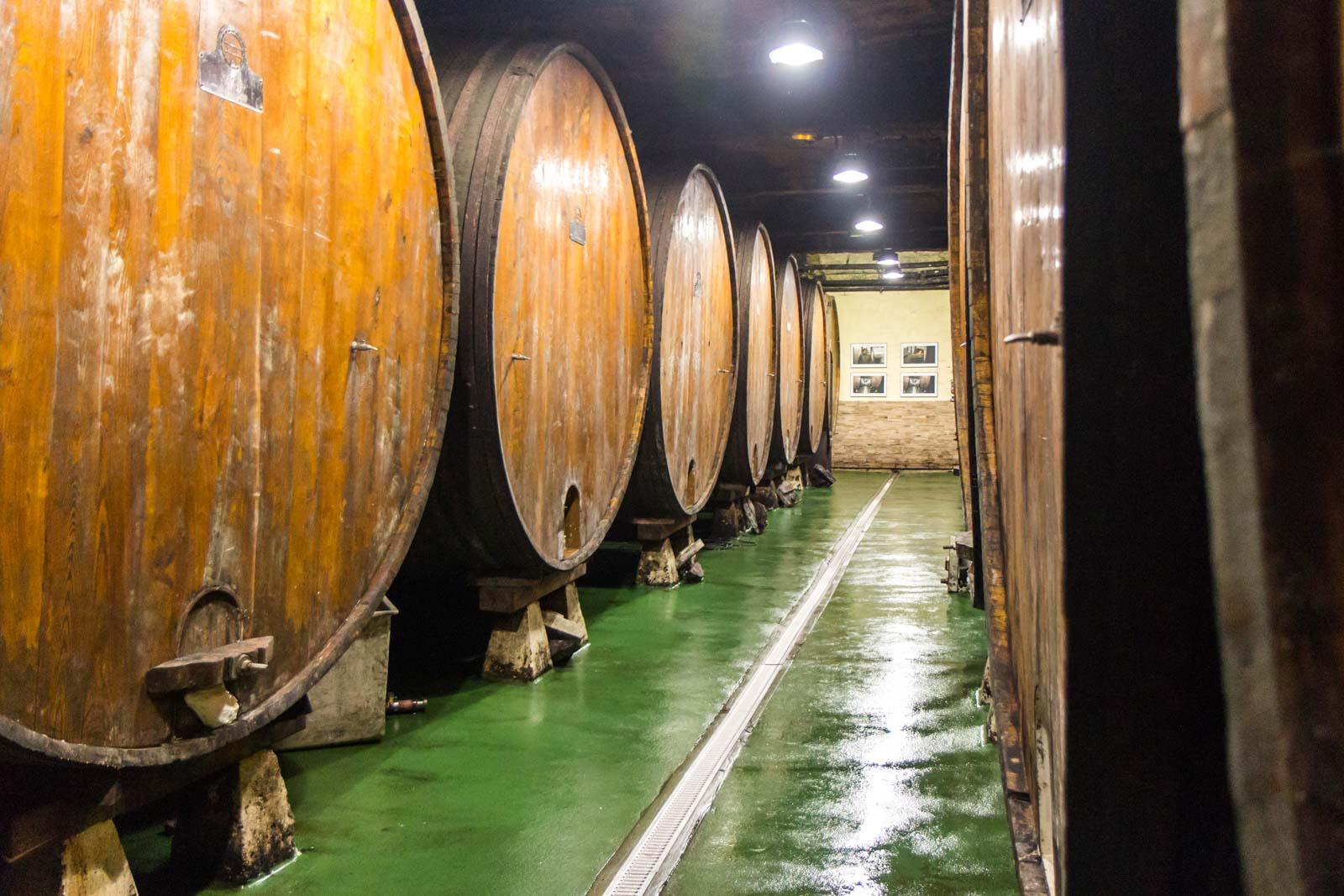 Cider houses, San Sebastian, Spain
