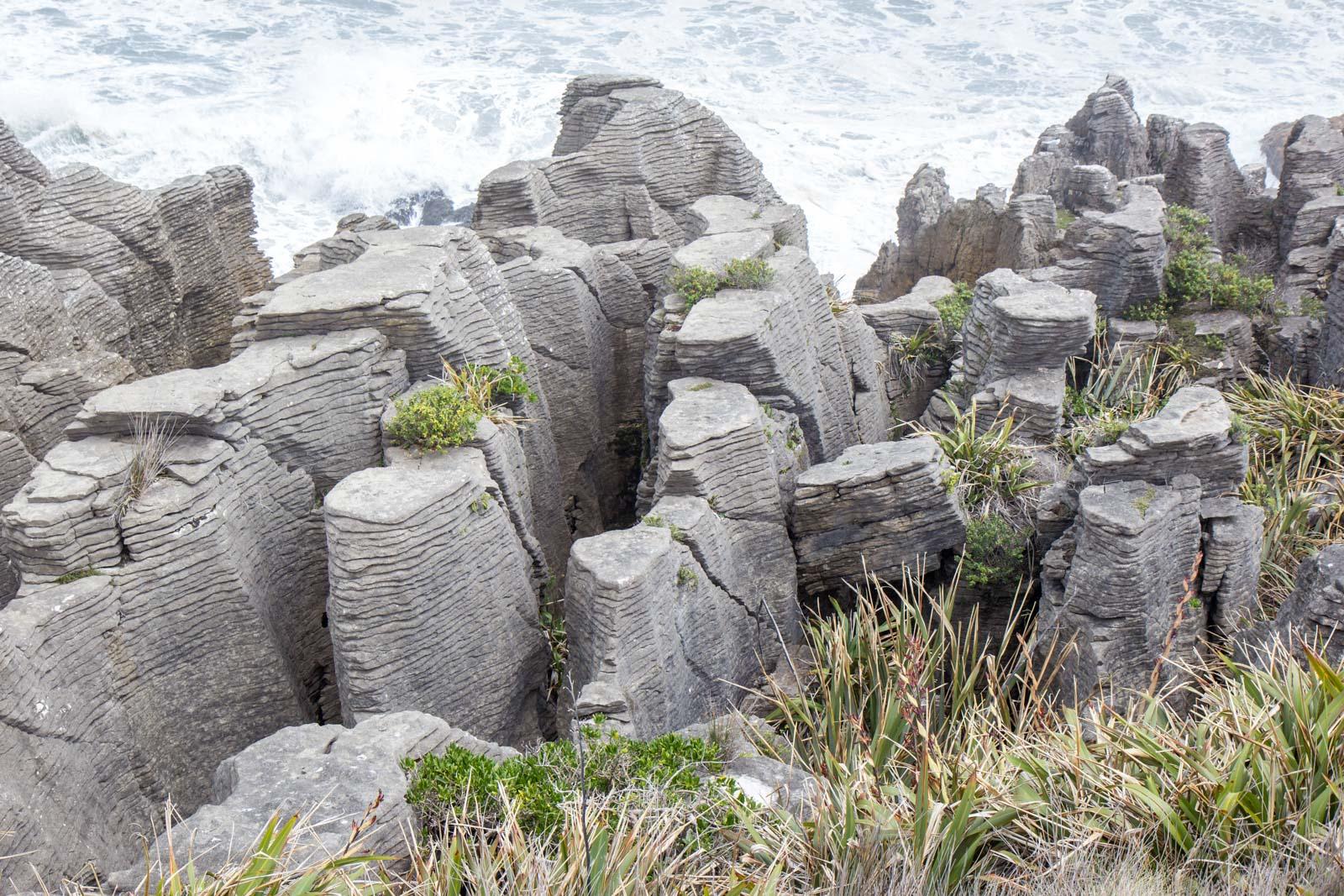 Pancake Rocks, Punakaiki, New Zealand