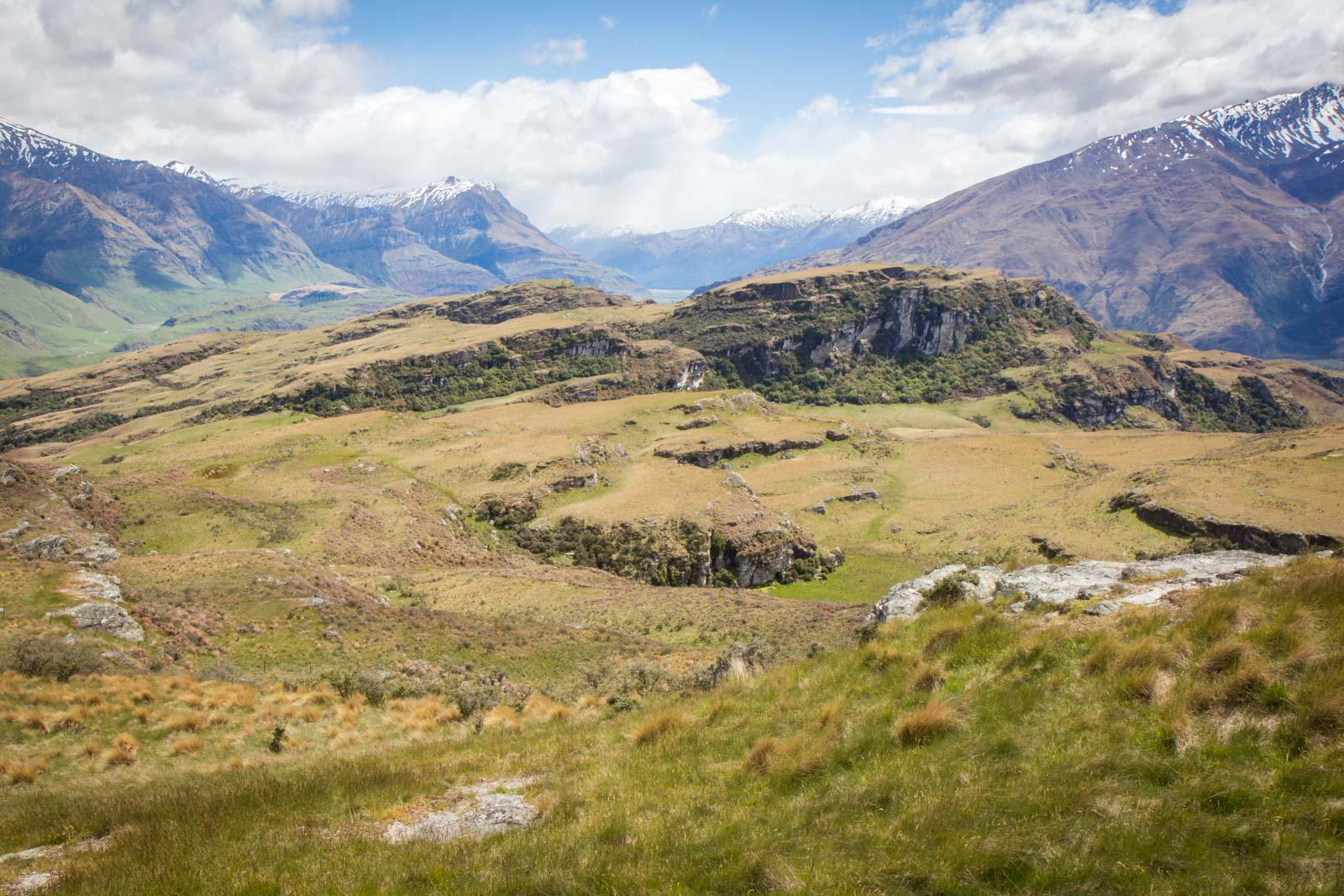 Rocky Mountain Hike, Wanaka, New Zealand