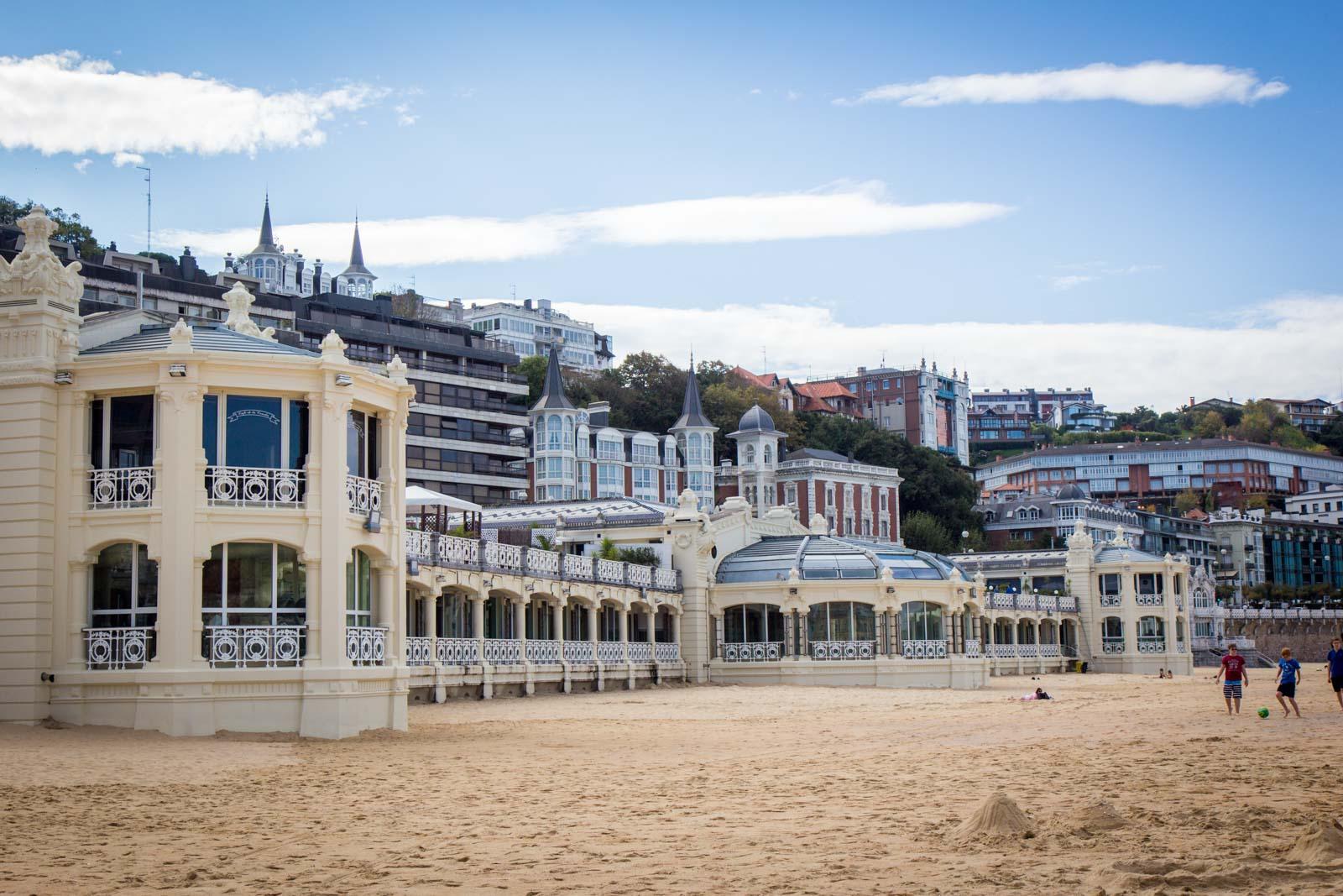 Culture in San Sebastian, Spain