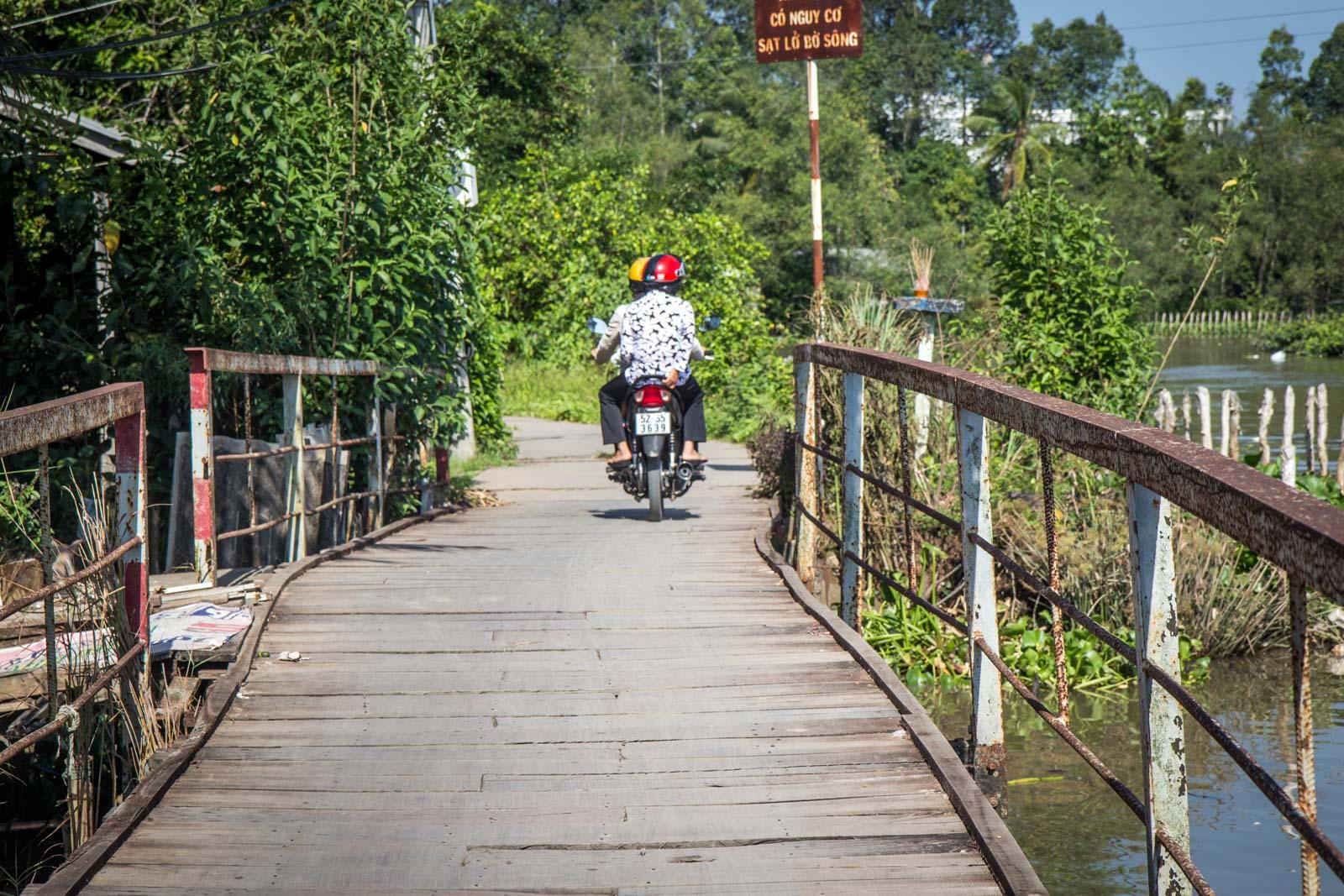 Can Tho Mekong tour, Vietnam