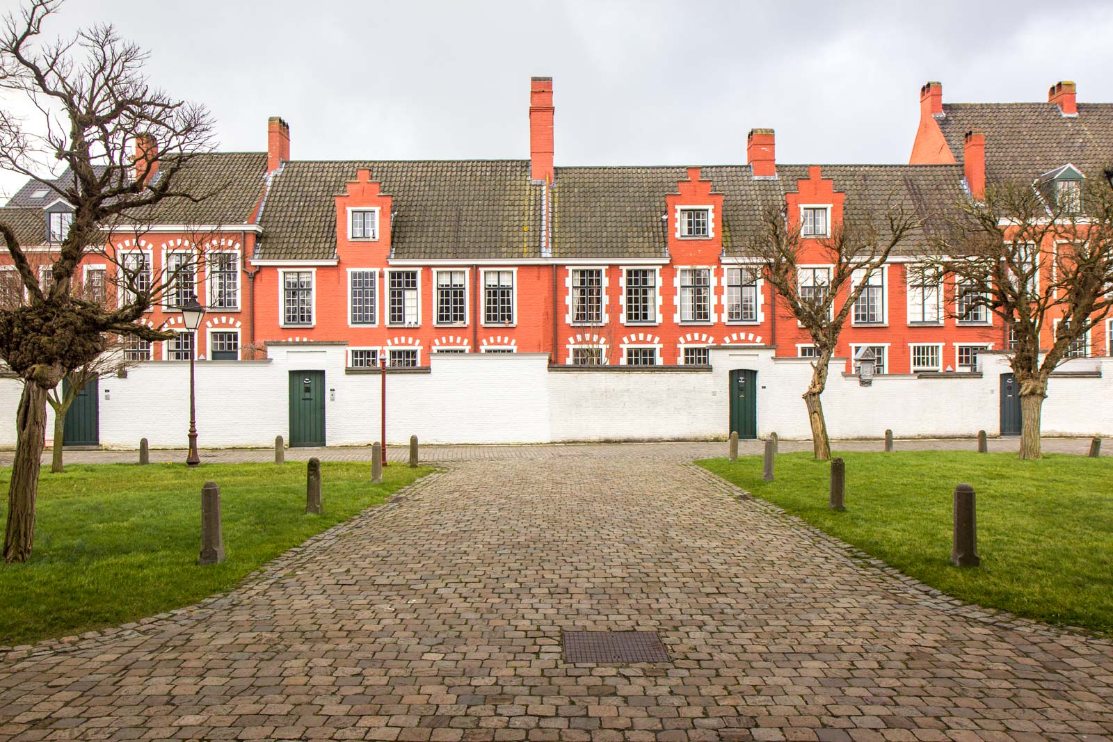 Flemish Beguinages of Belgium