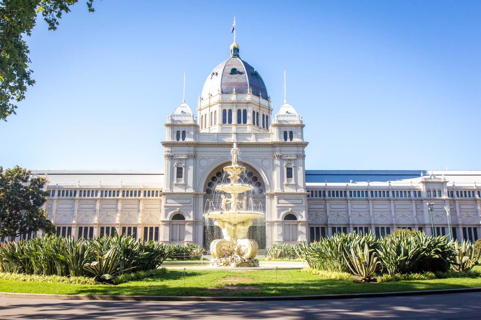 Royal Exhibition Building, Melbourne, Australia