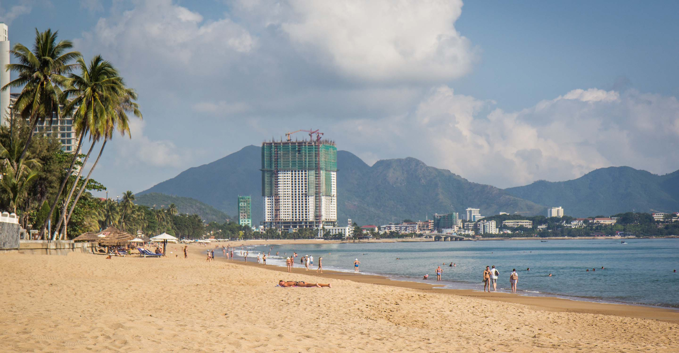 The Russians are coming - New world order in Nha Trang, Vietnam