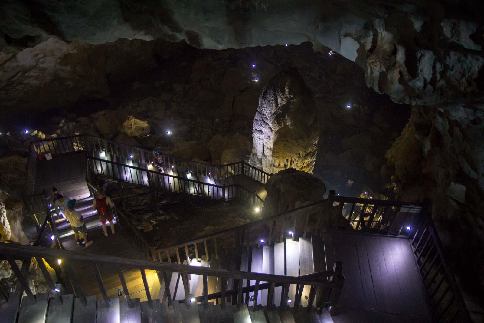 Paradise Cave, Phong Nha Ke-Bang National Park, Vietnam