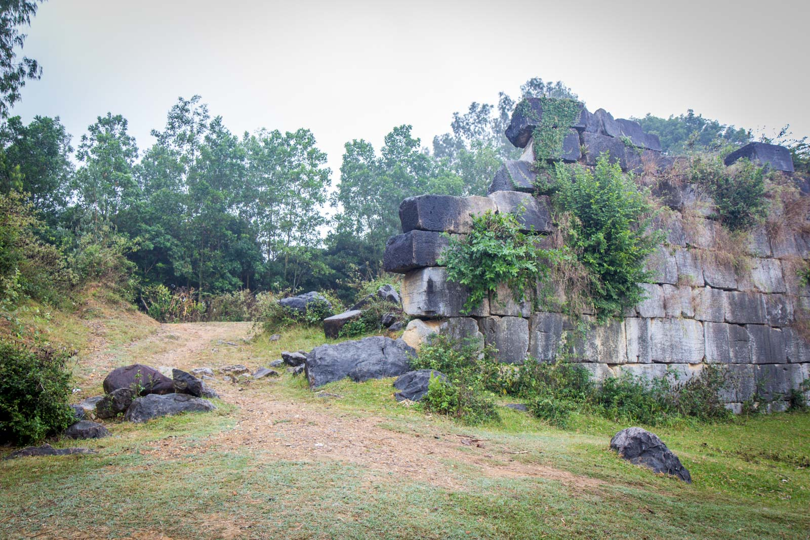 Citadel of the Ho Dynasty, Vietnam