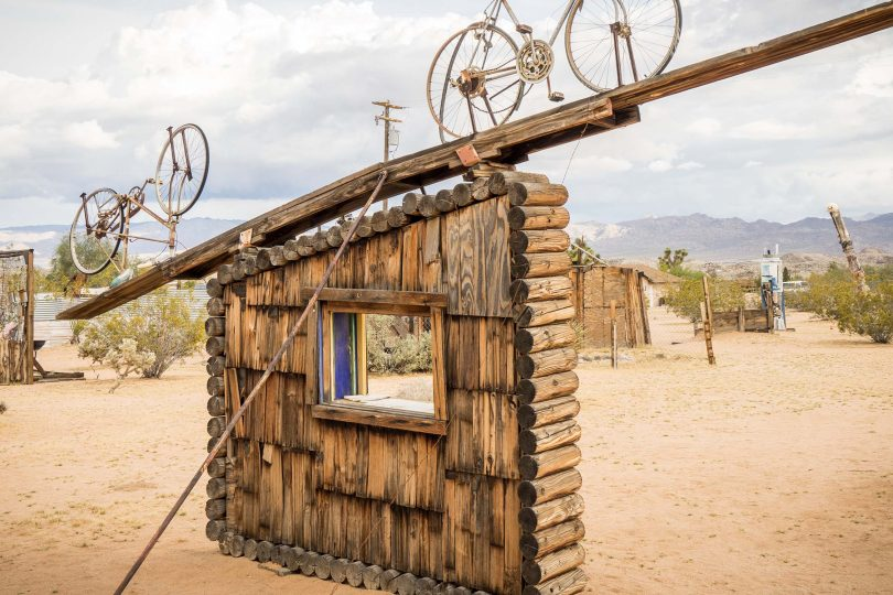 Noah Purifoy Desert Art Museum, Joshua Tree, California, USA