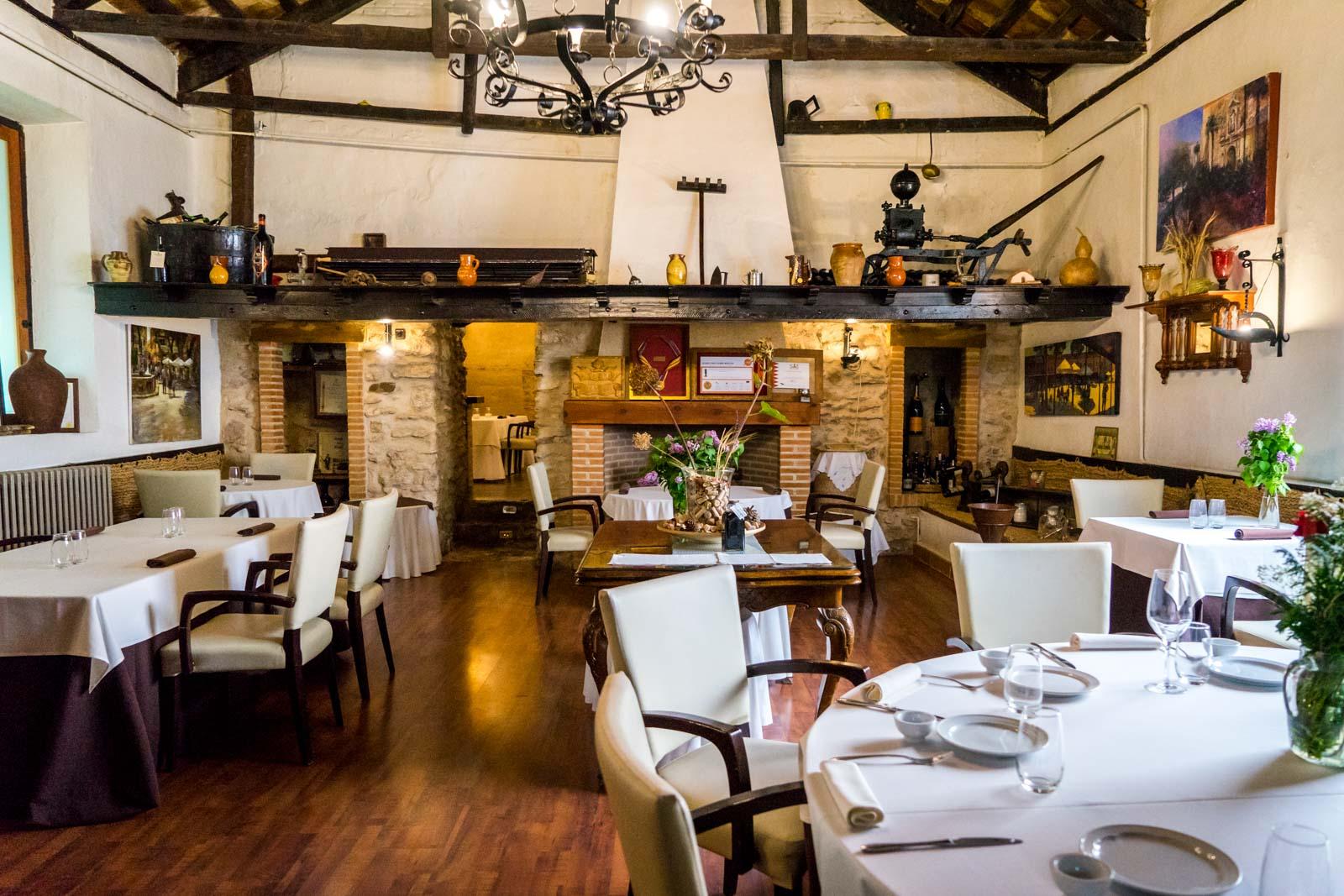 Restaurante El Bodegón Daimiel Spain