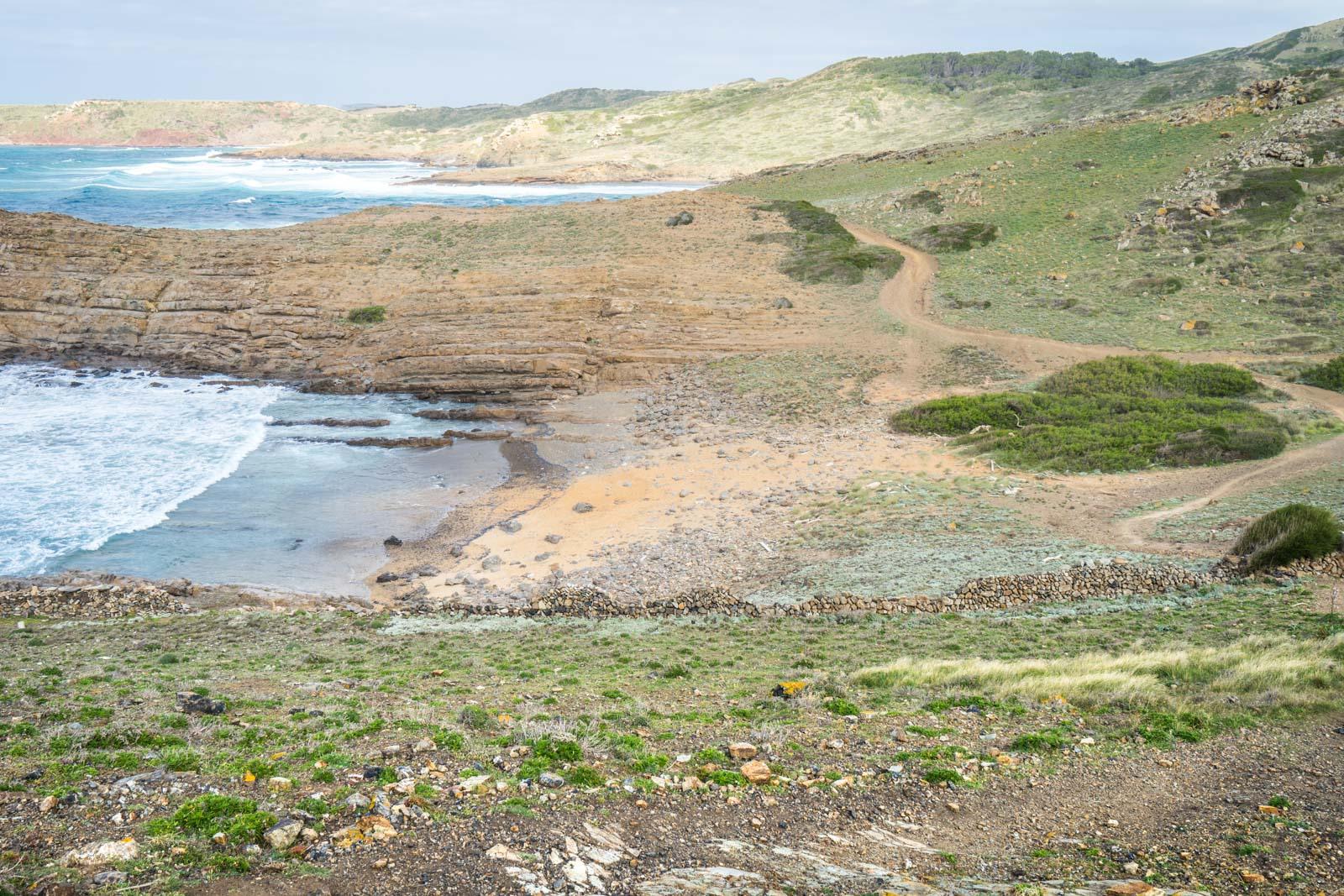 Your guide to walking the Cami de Cavalls Menorca Spain