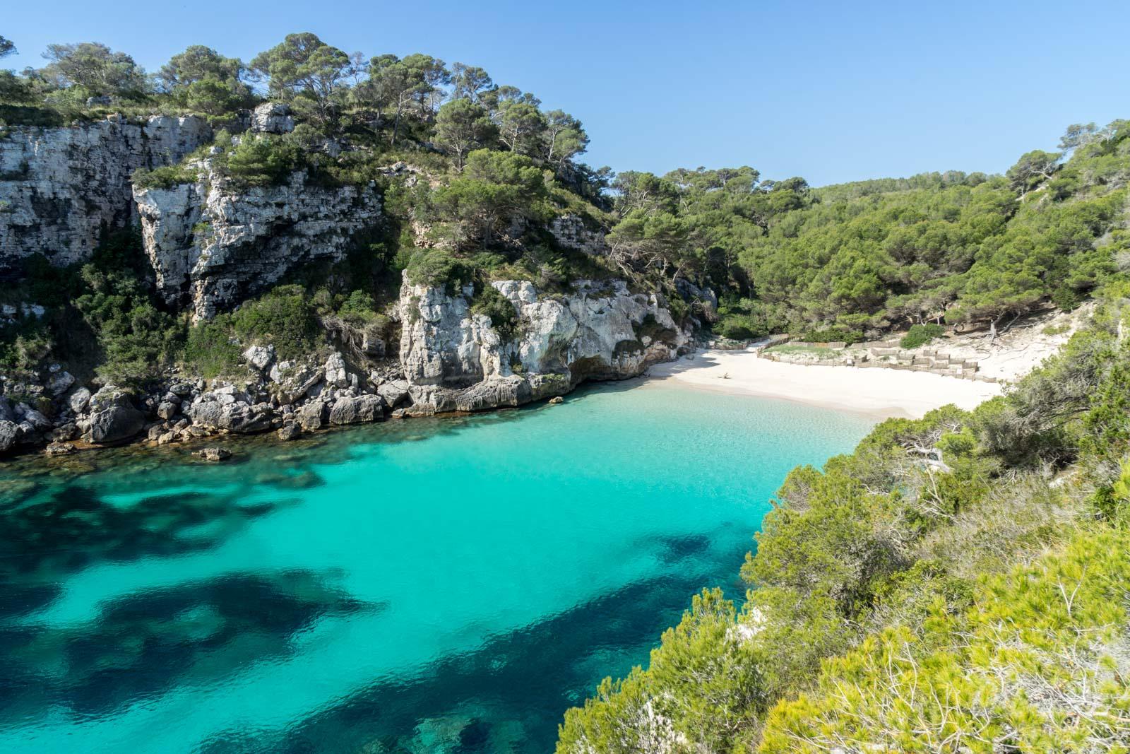 Nature in Menorca, Spain