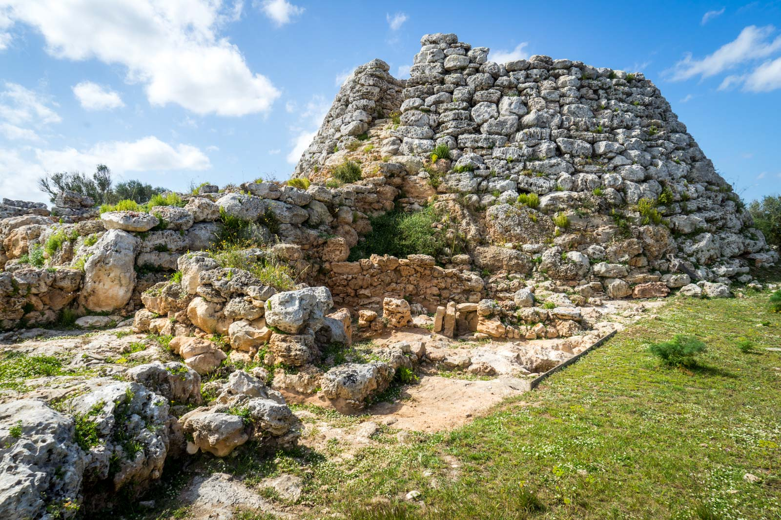 Talaiotic sites and culture, Menorca, Spain