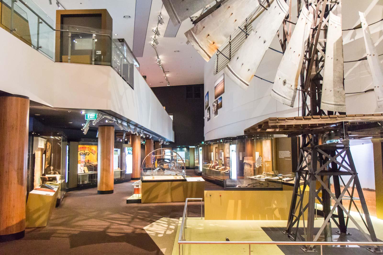 National Museum, Canberra, Australia