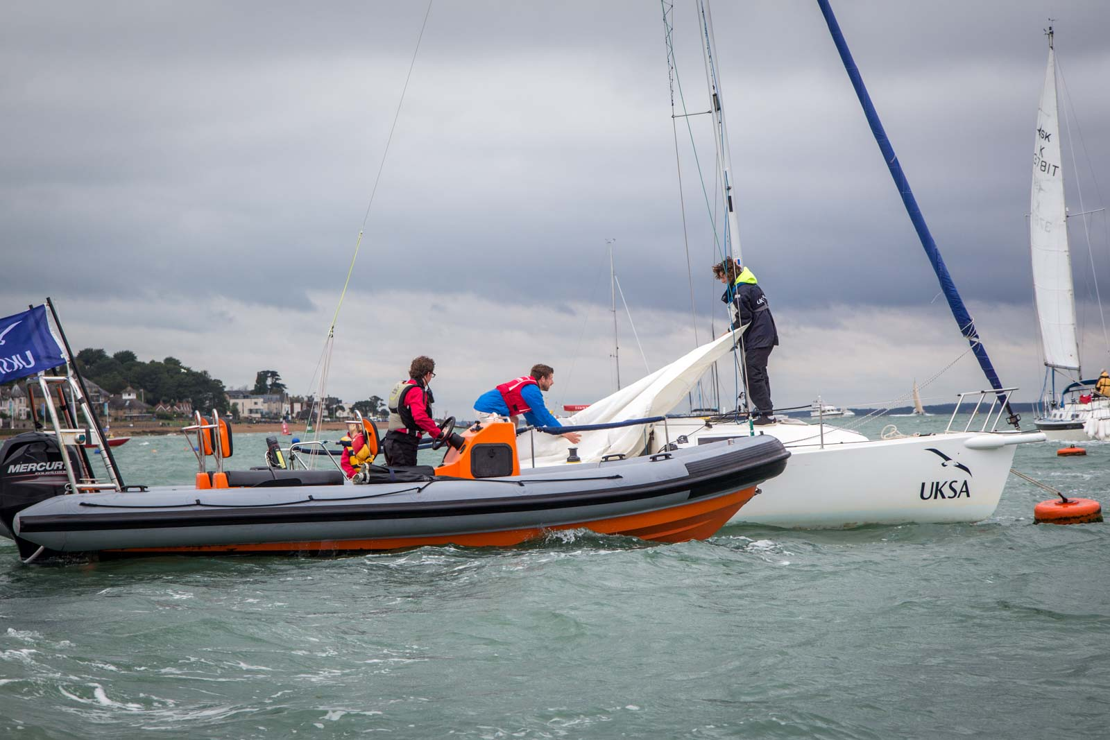 Cowes Week, Isle of Wight, England