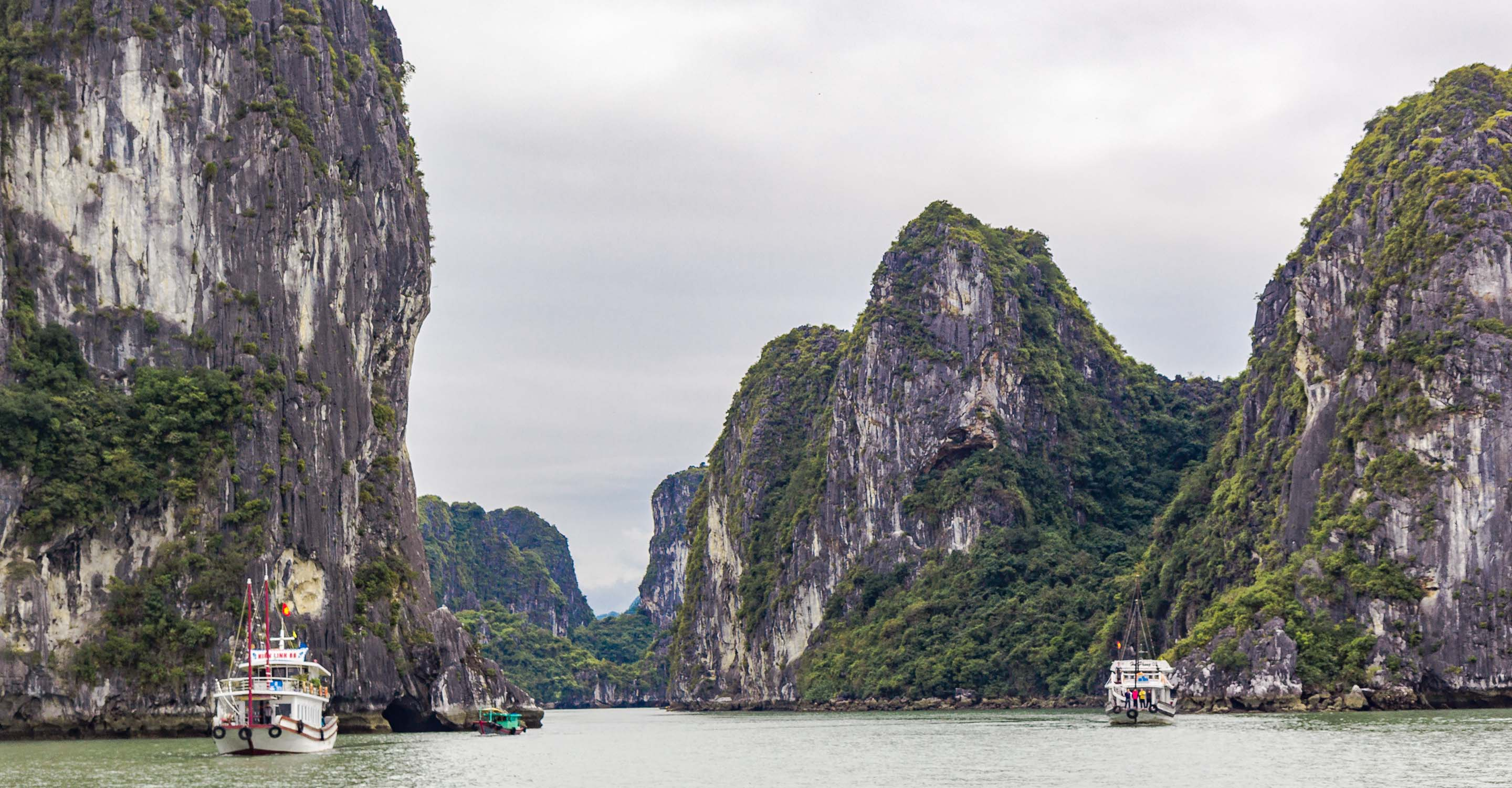Choosing a Ha Long Bay tour - why is it so hard?